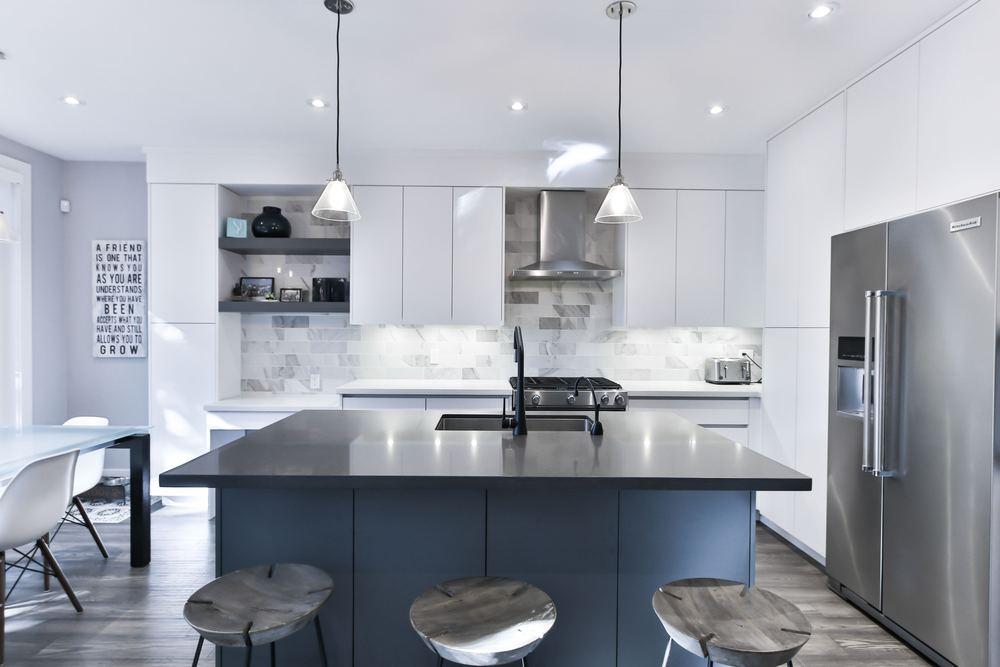Kök med stil och funktionalitet